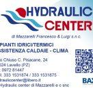 HYDRAULIC CENTER