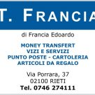 T. FRANCIA