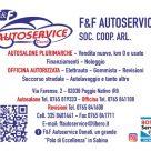F&F AUTOSERVICE DONATI