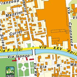 Cartina Italia Dwg.Geoplan It Cartografia Aggiornata Dei Comuni Italiani