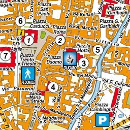 Roma Centro Storico Cartina.Geoplan It Cartografia Aggiornata Dei Comuni Italiani