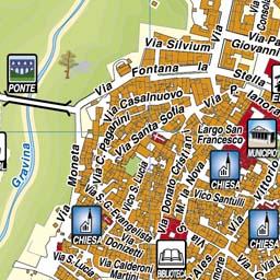 Cartina Di Gravina In Puglia.Geoplan It Cartografia Aggiornata Dei Comuni Italiani