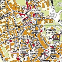 Cartina Atc Sicilia.Geoplan It Cartografia Aggiornata Dei Comuni Italiani