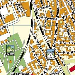 Cartina Stradale Civitanova Marche.Geoplan It Cartografia Aggiornata Dei Comuni Italiani
