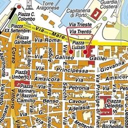 Cartina Sardegna Porto Torres.Geoplan It Cartografia Aggiornata Dei Comuni Italiani