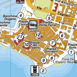 Cartina Sardegna Zona Alghero.Geoplan It Cartografia Aggiornata Dei Comuni Italiani