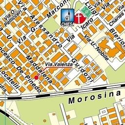 Cartina Roma Ciampino.Geoplan It Cartografia Aggiornata Dei Comuni Italiani