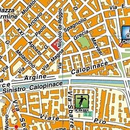 Reggio Calabria Cartina Geografica.Geoplan It Cartografia Aggiornata Dei Comuni Italiani