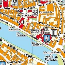 Cartina Stradale Firenze Centro.Geoplan It Cartografia Aggiornata Dei Comuni Italiani
