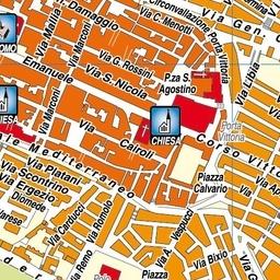 Gela Sicilia Cartina.Geoplan It Cartografia Aggiornata Dei Comuni Italiani