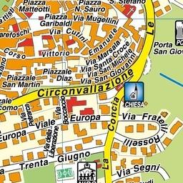 Lavello Potenza Cartina Geografica.Geoplan It Cartografia Aggiornata Dei Comuni Italiani