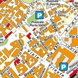 Cartina Jesi.Geoplan It Cartografia Aggiornata Dei Comuni Italiani