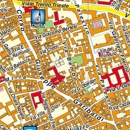 Firenze Cartina Centro Storico.Geoplan It Cartografia Aggiornata Dei Comuni Italiani
