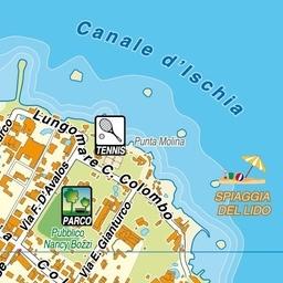 Ischia Cartina Turistica.Geoplan It Cartografia Aggiornata Dei Comuni Italiani
