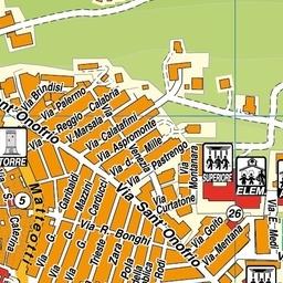 Cartina Geografica San Giovanni Rotondo.Geoplan It Cartografia Aggiornata Dei Comuni Italiani