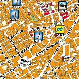 Brindisi Cartina Geografica.Geoplan It Cartografia Aggiornata Dei Comuni Italiani