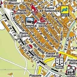 Cartina Dettagliata Roma.Geoplan It Cartografia Aggiornata Dei Comuni Italiani