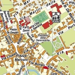 Geoplan It Cartografia Aggiornata Dei Comuni Italiani